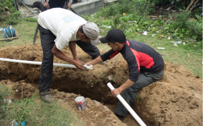 Panyebar Water Project